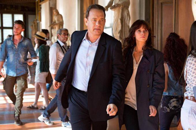 Tom Hanks e Felicity Jones