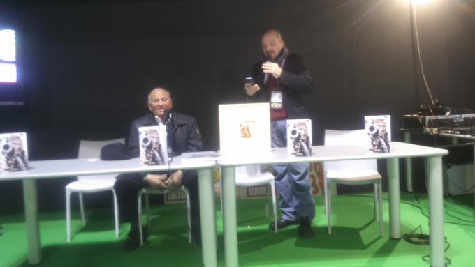 Enzo G. Castellari e Filippo Mazzarella - Foto di Martina Grusovin