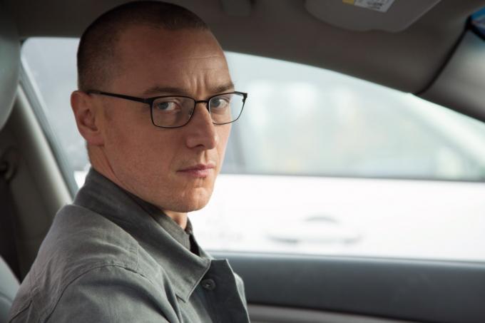 James McAvoy in Spilt