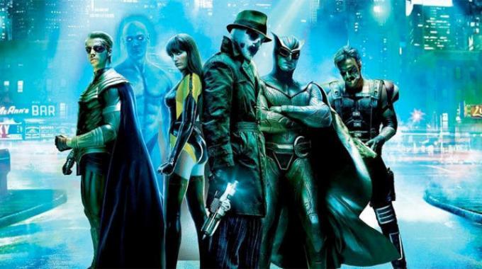 Watchmen - Il cast del film