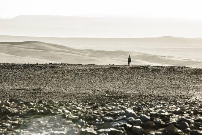 Il deserto di Mediomondo da La Torre Nera