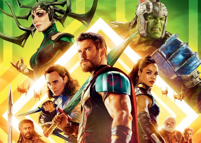 Thor: Ragnarok - Il nuovo poster