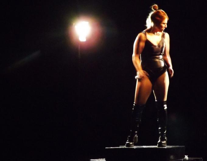 Licia Lanera - The Black's Tales Tour