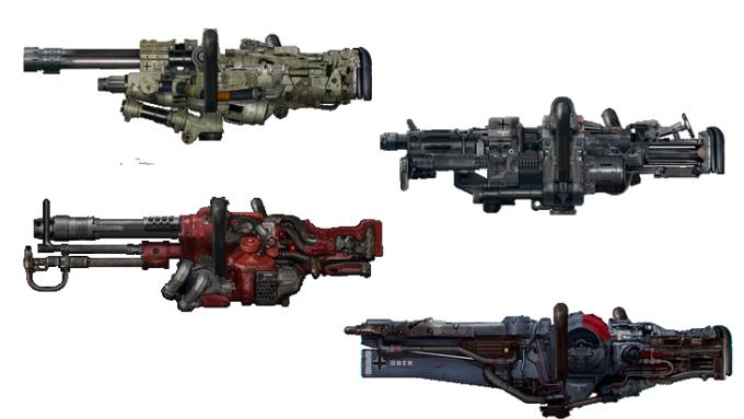 Armi pesanti