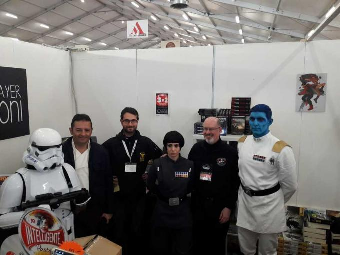 Timothy Zahn a Lucca Comics & Games
