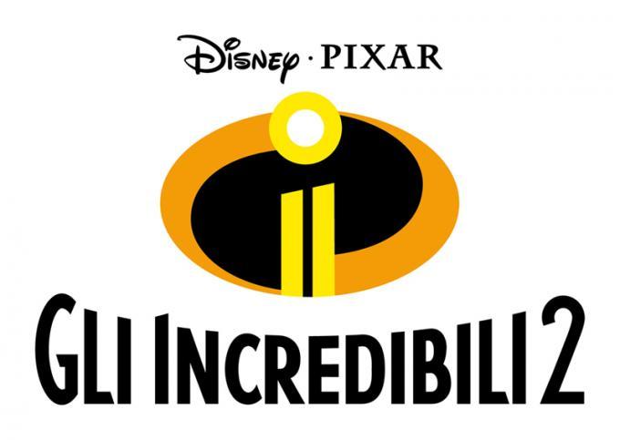 Gli Incredibili 2 - Logo