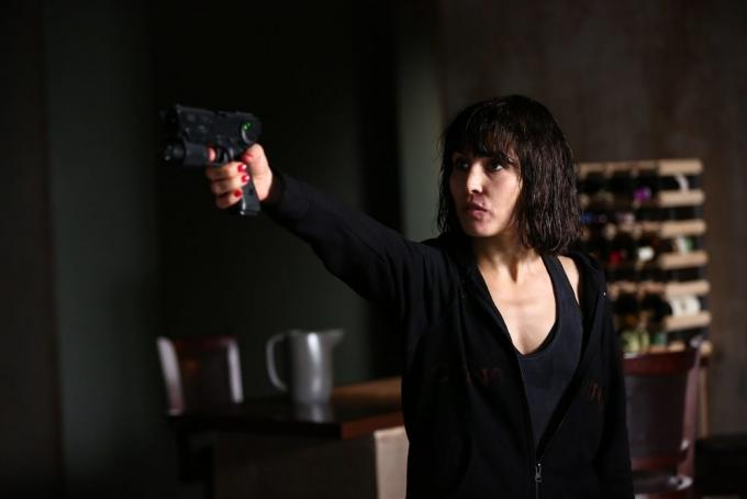 Noomi Rapace in Seven Sisters