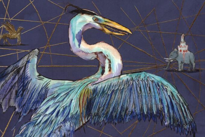 Illustrazione di Olivia Lomenech Gill