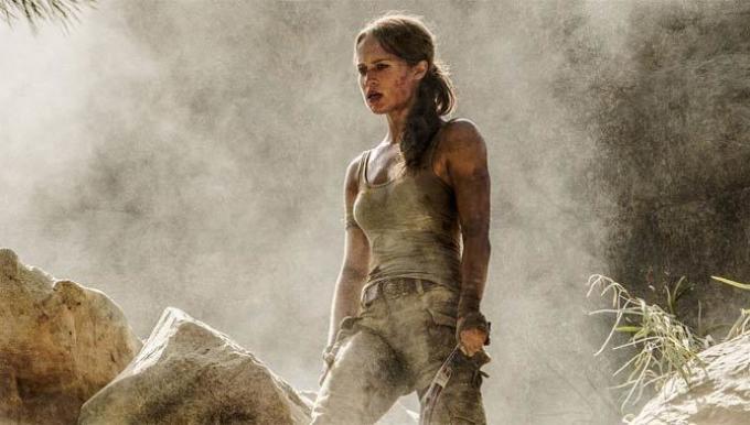 Alicia Vikander è Lara Croft