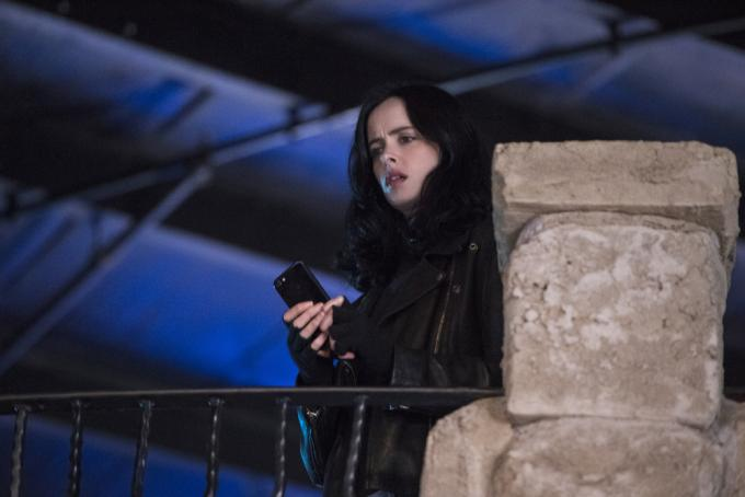 Krysten Ritter in Jessica Jones 2