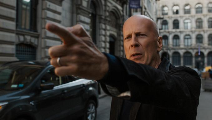 Bruce Willis in Il giustiziere della notte