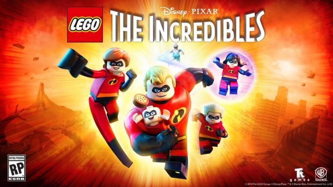 LEGO®<i>Gli Incredibili</i>
