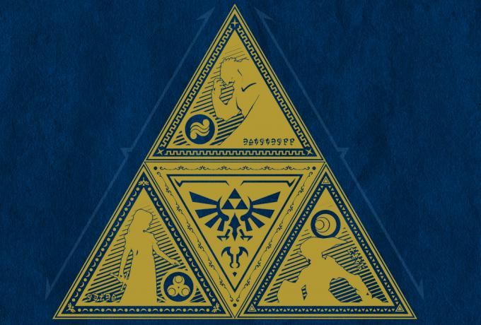 The Legend of Zelda. Enciclopedia di Hyrule.