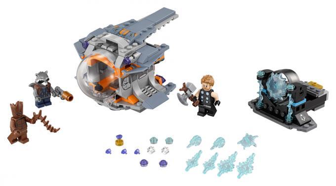 76102 La ricerca dell'arma suprema di Thor