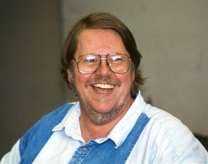 Gardner Dozois al Clarion Workshop del 1998