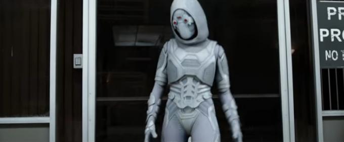 Ghost in Ant-Man and The Wasp