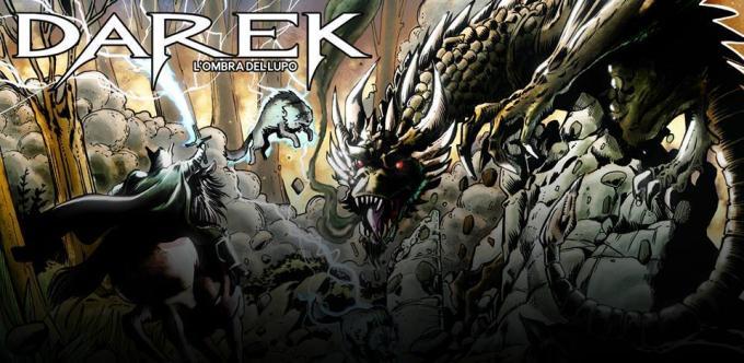 Darek: L'ombra del lupo