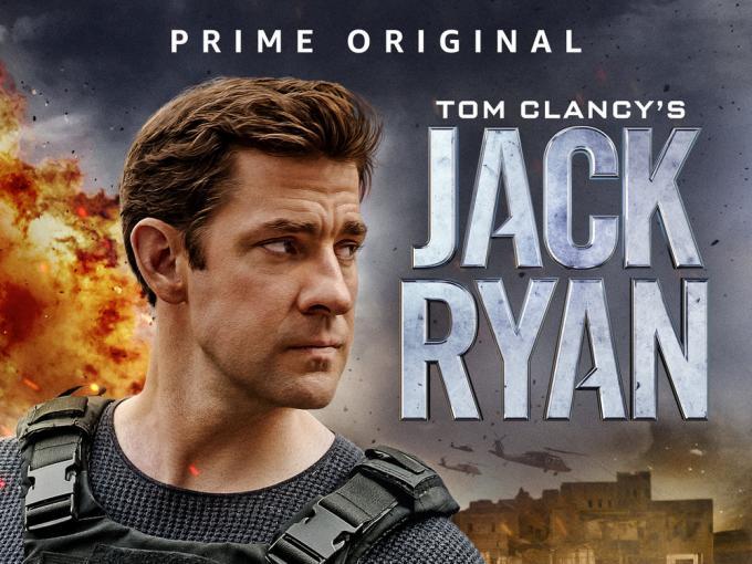 John Krasinski è Jack Ryan