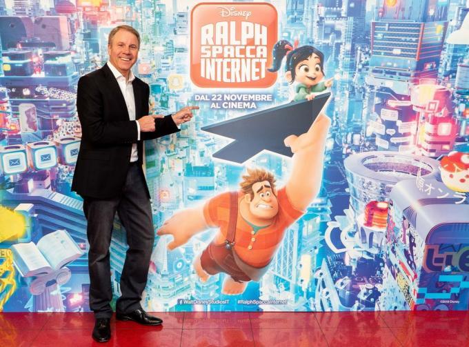 Clark Spencer presentaRalph Spacca Internet: Ralph Spaccatutto 2