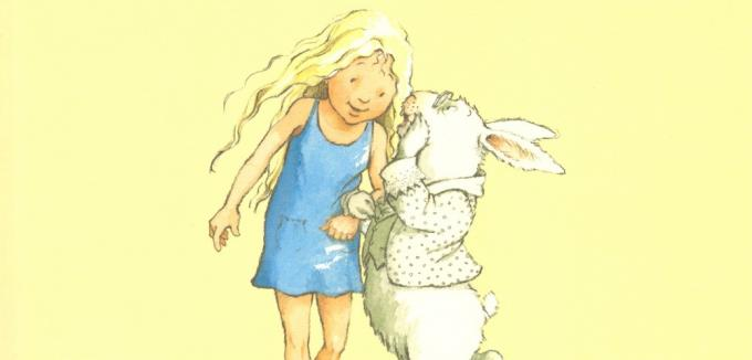 Alice nel paese delle meraviglie di Lewis Carroll illustrato da Helen Oxenbury