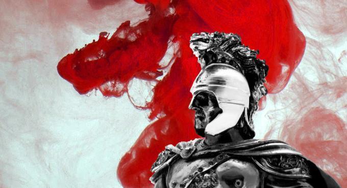 Alessandro Nero - Copertina di Davide Camparsi