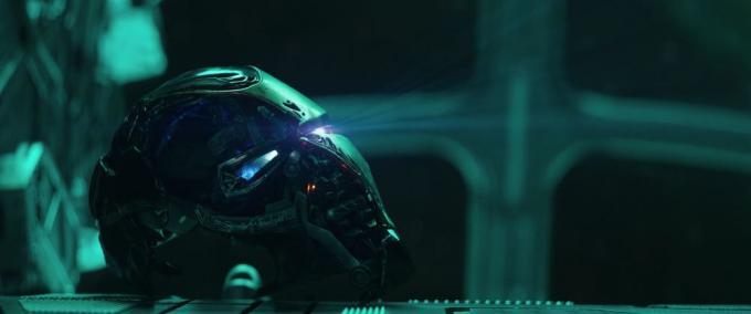 Immagine dal trailer di Avengers: Endgame