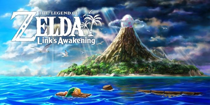 The Legend of Zelda: Link's Awakening. (Fonte: Nintendo.it)