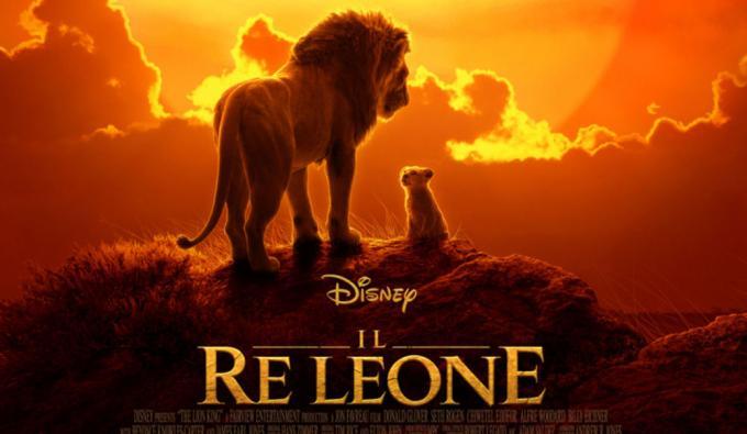 Il Re Leone.