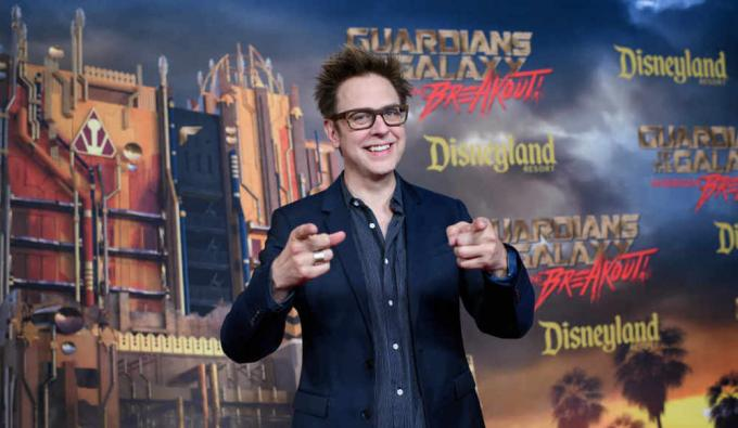 James Gunn. (Foto: Richard Harbaugh/Disneyland Resort via Getty Imag)