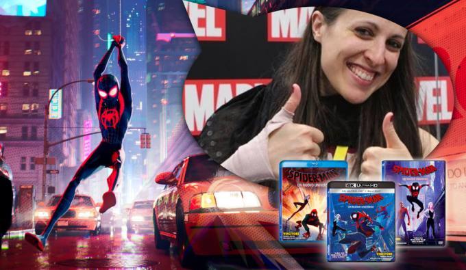 Sara Pichelli incontra il pubblico a Milano per l'uscita in home video di Spider-Man: Un nuovo universo.