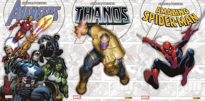 Avengers Presenta