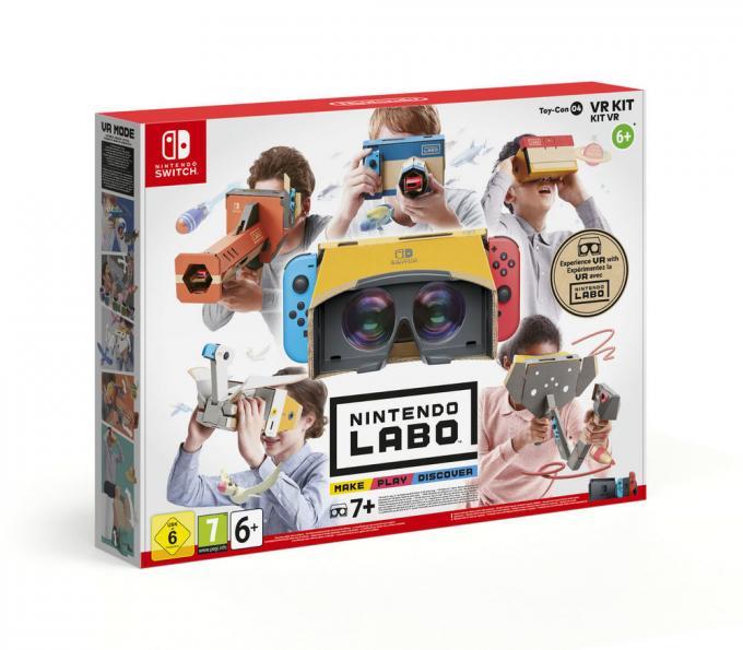 Nintendo Labo - VR Kit.