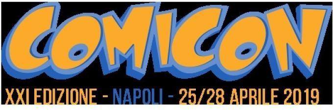 Dal sito ufficiale del Comicon di Napoli