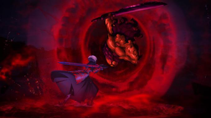 Fate/Stay Night Heaven's Feel 2. Lost butterfly