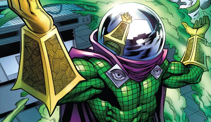 Mysterio in Spider-Man/Deadpool del 2016.