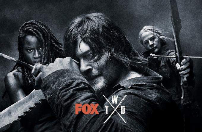 The Walking Dead, stagione 10