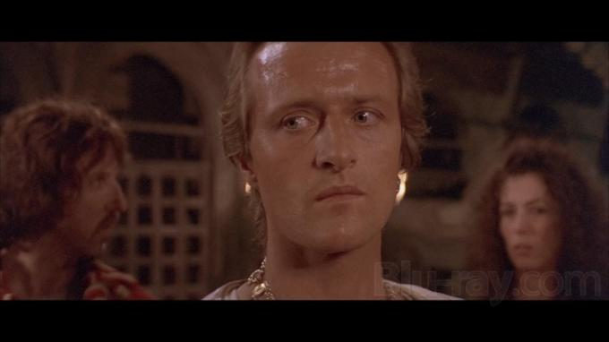 Rutger Hauer in Flesh and Blood