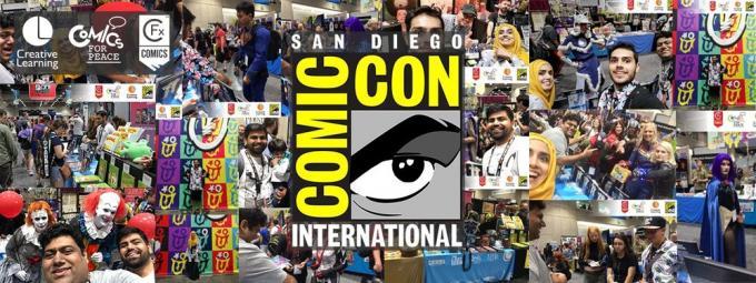 Comics for Peace
