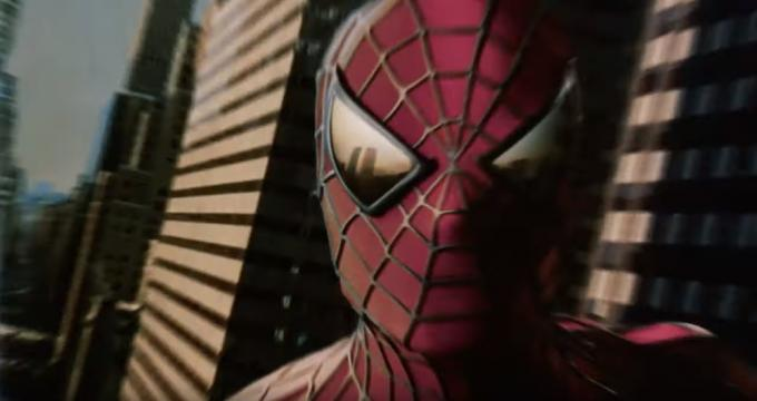 Immagine dal trailer ritirato di Spider-Man