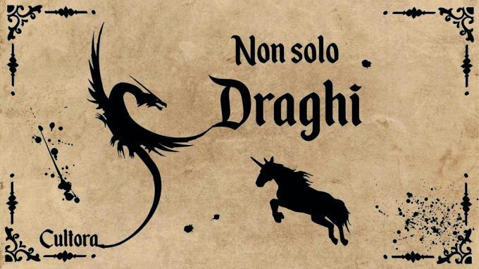 Non solo draghi