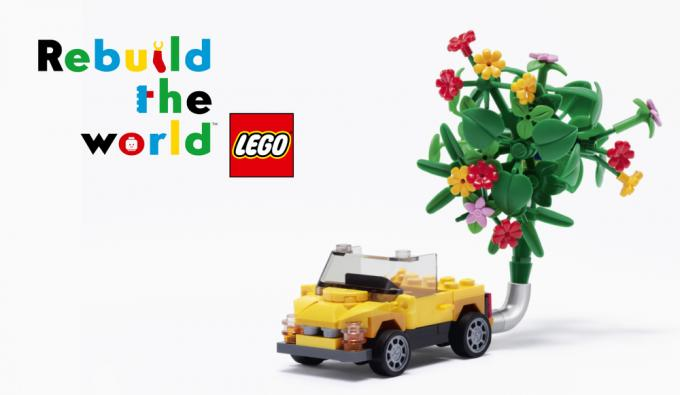 Lego: Rebuild the World