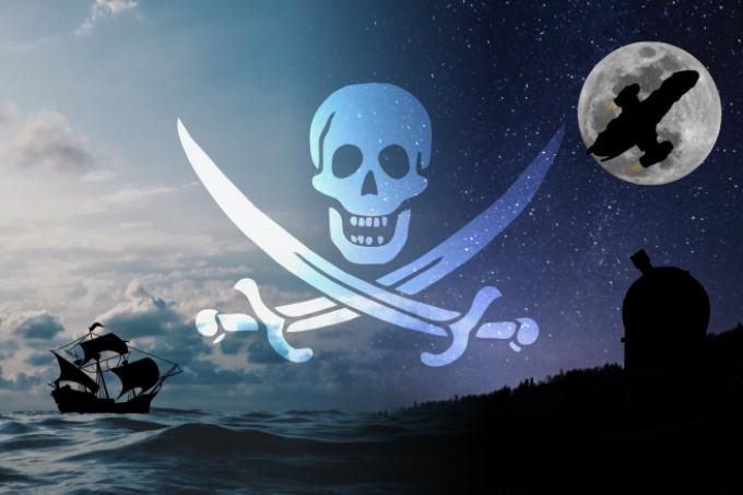 Pirati: dai sette mari allo spazio e oltre. L'Educational di FantasyMagazine a Lucca Comics & Games.