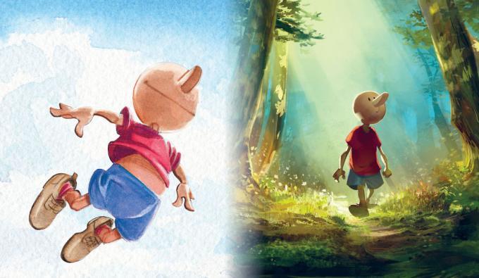 <i>Povero Pinocchio - Storia di un bambino di legno</i>