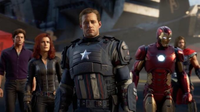 Marvel's Avengers. Square Enix/Crystal Dynamics/Marvel