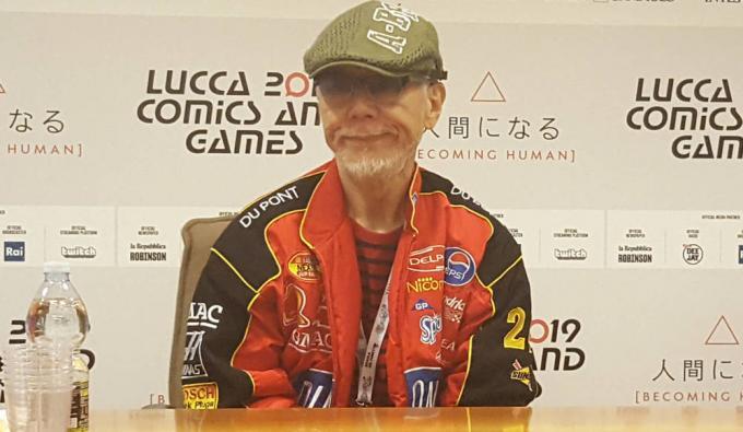 Il maestro Suehiro Maruo a Lucca Comics & Games