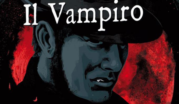 Il Vampiro, Nicola Pesce Editore