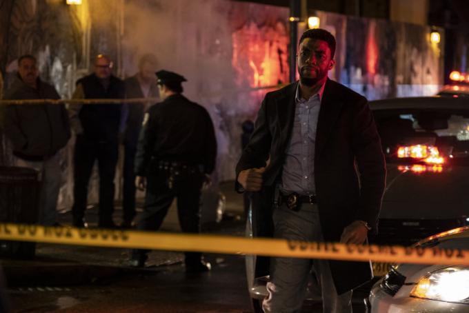 Chadwick Boseman in City of Crime
