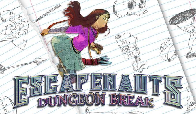 Escapenauts - Dungeon Break