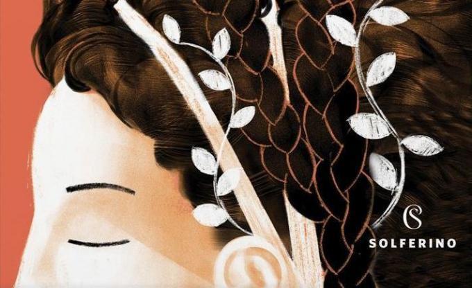 L'Odissea raccontata da Penelope, Circe, Calipso e le altre - Dettaglio della copertina.