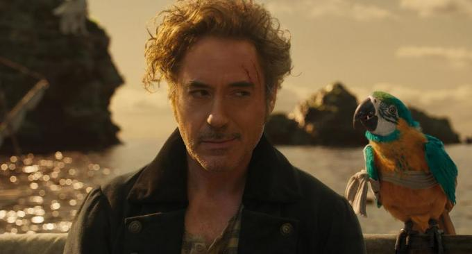 Robert Downey Jr in Dolittle